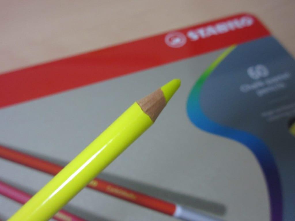 スタビロ 水彩色鉛筆 カーブオテロ
