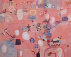 脇田六瓶個展「ふるさと2008-9」