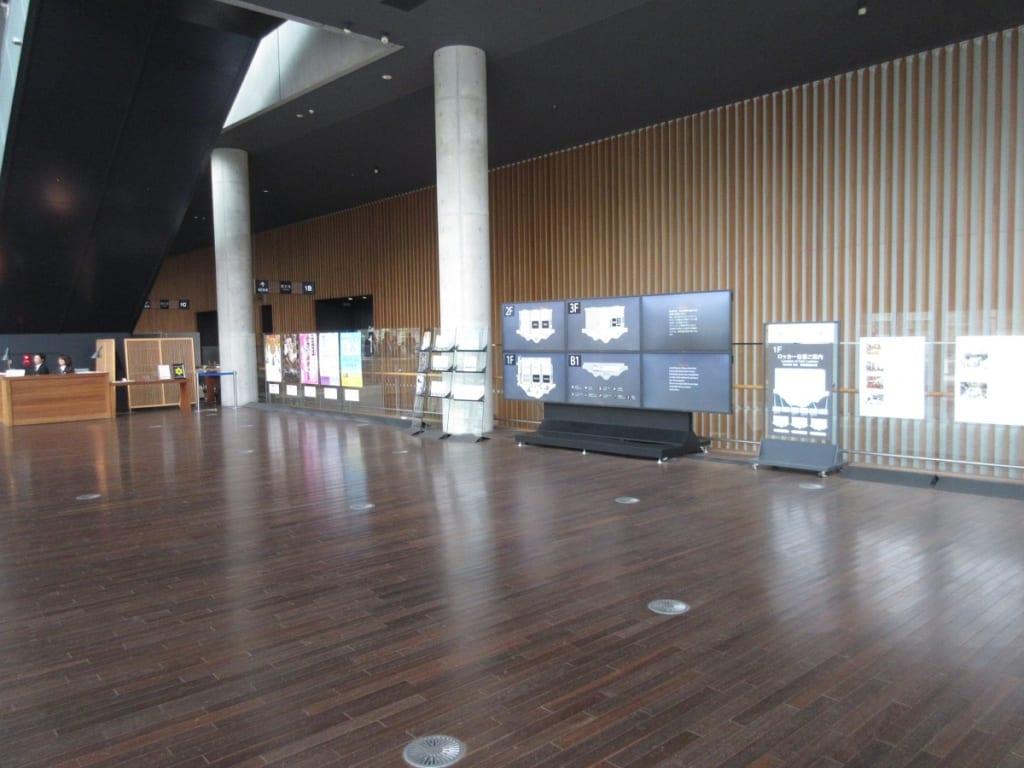 国立新美術館1階