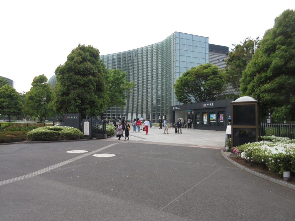 国立新美術館 正門