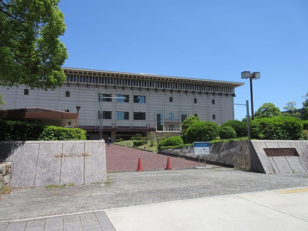 名古屋市博物館 正門