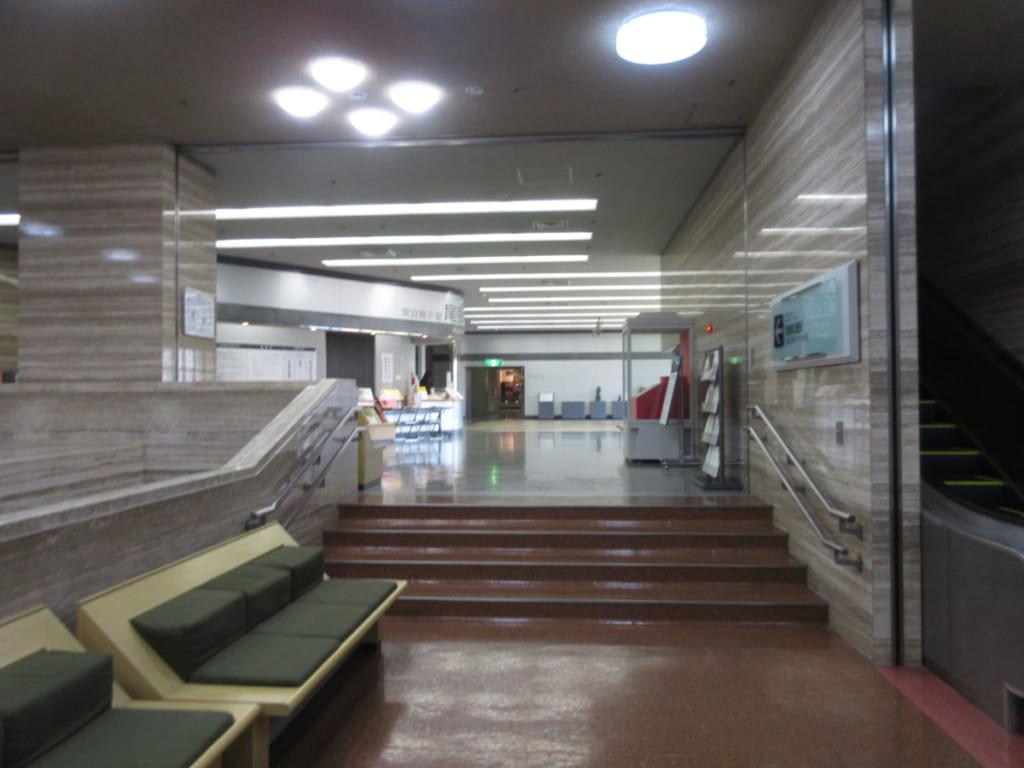 名古屋市博物館 2階