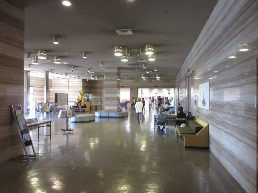 名古屋市博物館 3階