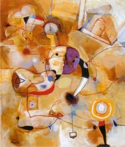 絵を描く人2011