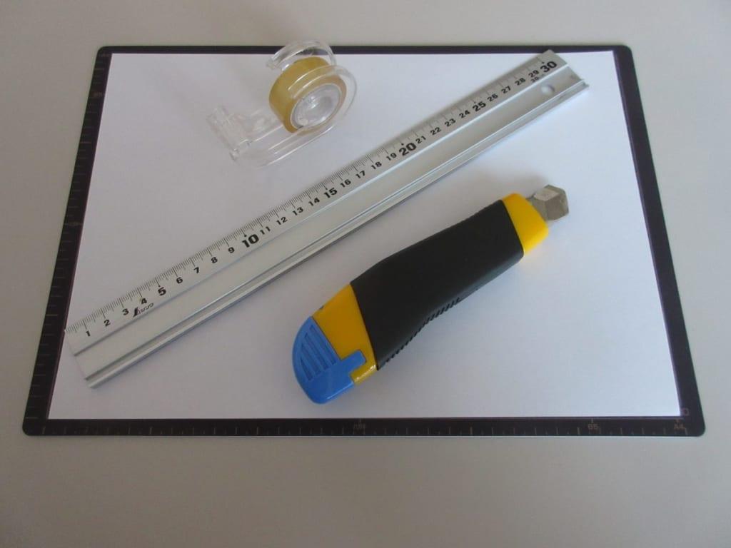 自作擦筆の道具