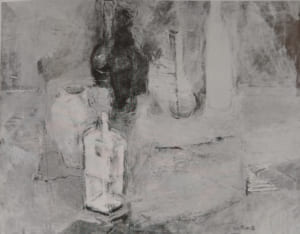 脇田六瓶の第54回春陽展出展作品