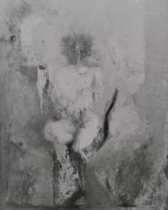 脇田六瓶の第61回春陽展出展作品