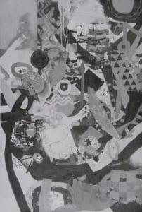 脇田六瓶の第66回春陽展出展作品