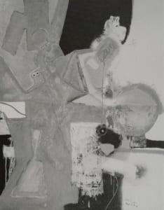 脇田六瓶の第69回春陽展出展作品