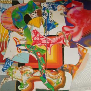 脇田六瓶の第77回春陽展出展作品