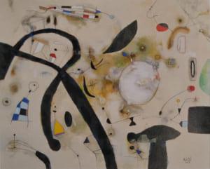 脇田六瓶の第88回春陽展出展作品