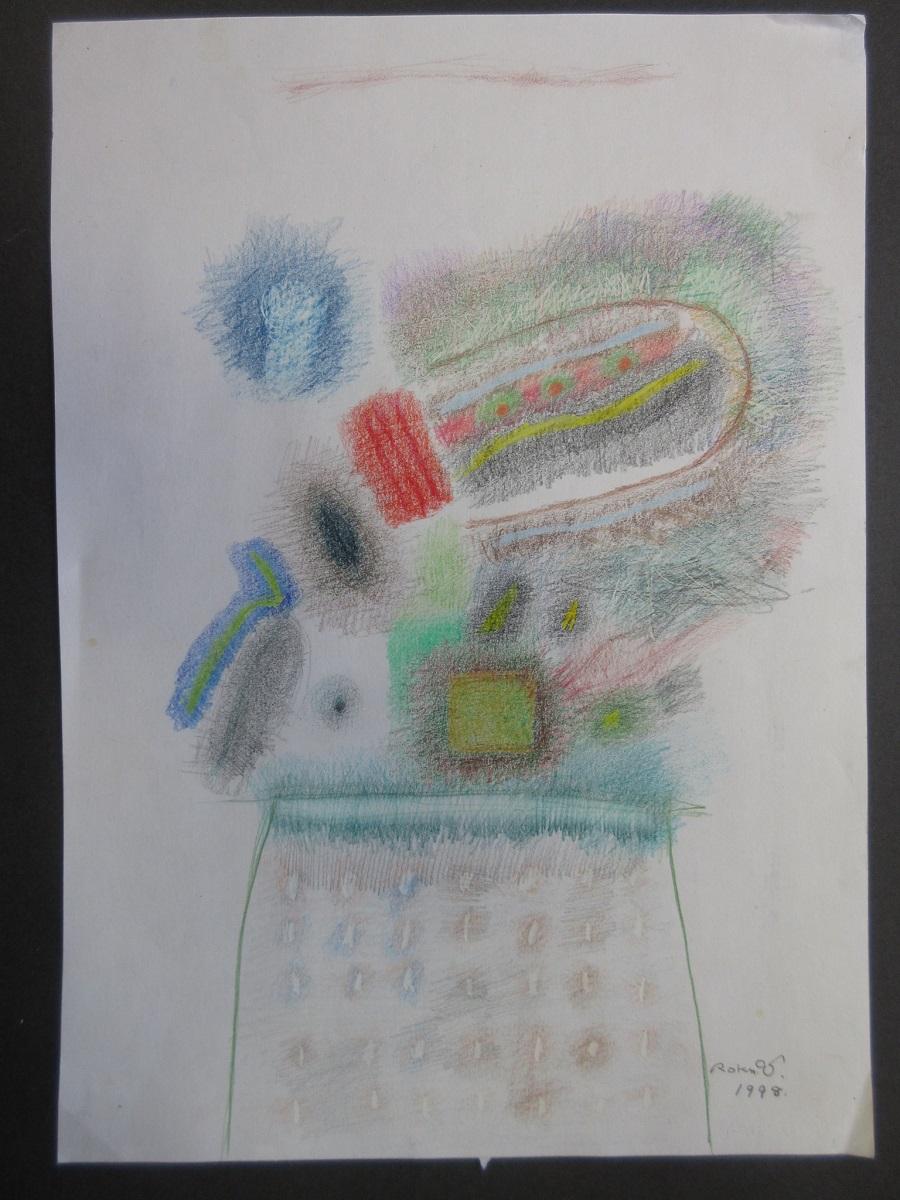 脇田六瓶の小さい作品No.20