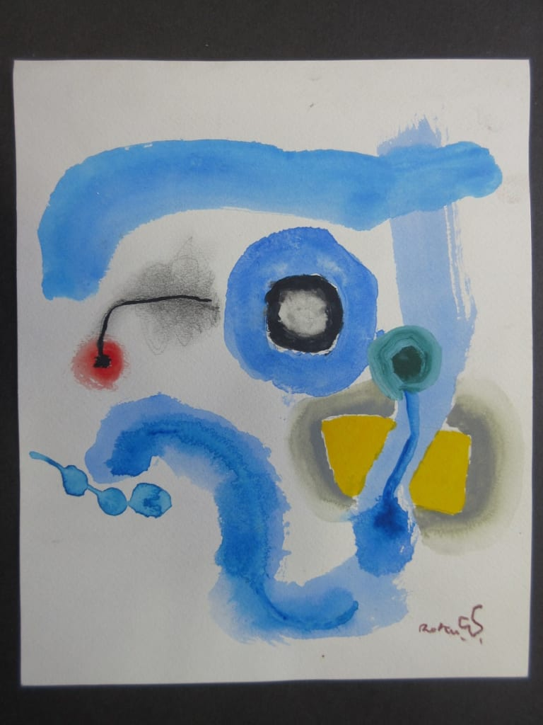 脇田六瓶の小さい作品No.26